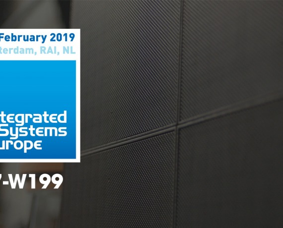 Pioneering in speech intelligibility & sound experiences at ISE 2019
