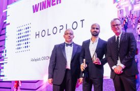 Holoplot mit dem AV Award 2019 Audio Technology of the Year ausgezeichnet