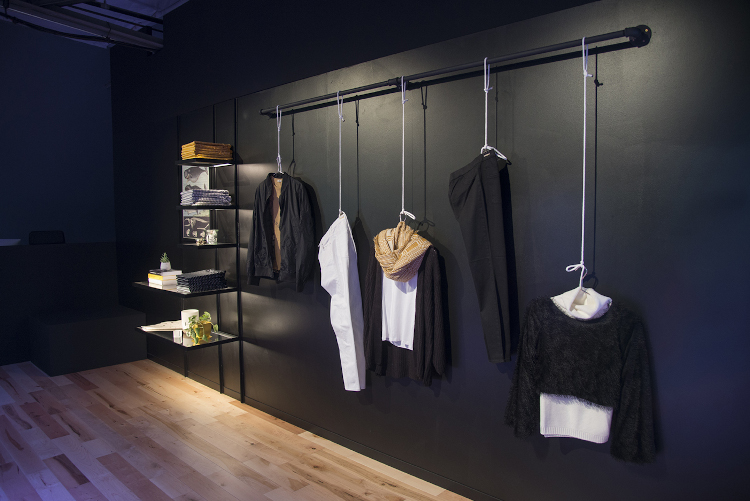 LIFT Project Retail Store - Product Display