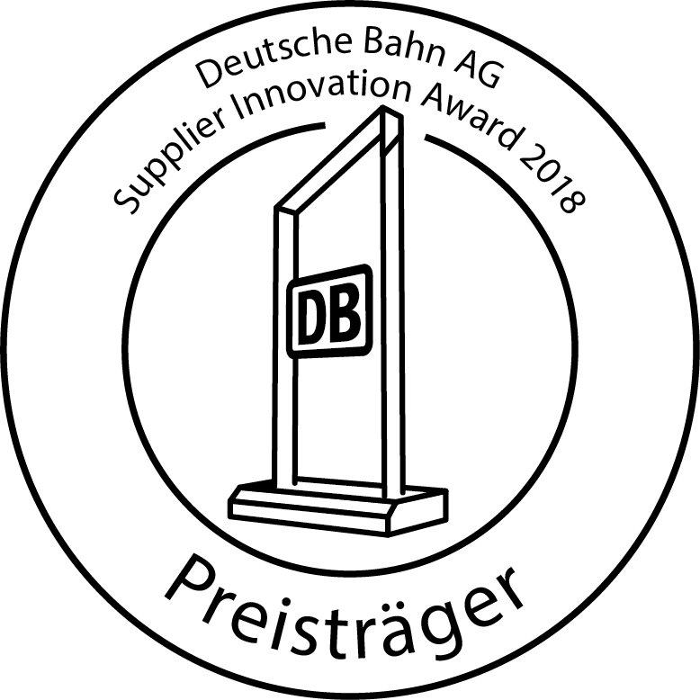 Deutsche Bahn Innovation Supplier Award 2018 - Holoplot
